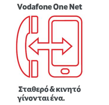Αδιάλειπτη επικοινωνία, μείωση κόστους και αύξηση παραγωγικότητας με το Vodafone One Net