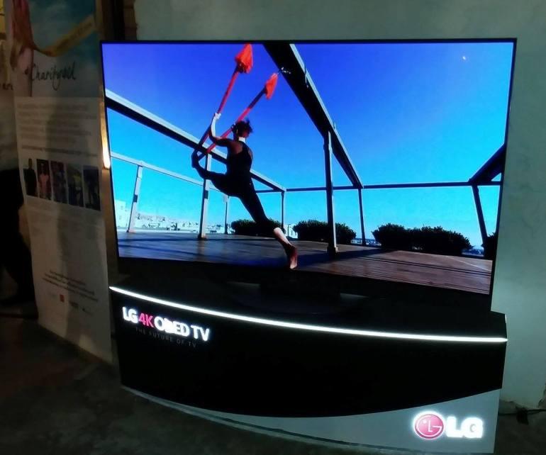 Η LG Electronics στήριξε για άλλη μία φορά την εκδήλωση της βράβευσης των πρεσβευτών του προγράμματος #charity4U