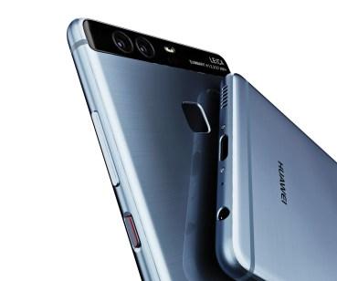 Το Huawei P9 Blue σε καταπληκτικό μπλε χρώμα !