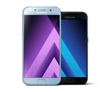 Samsung: Παρουσίασε τη νέα σειρά Galaxy A 2017