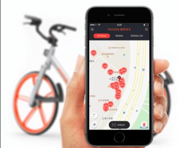 Η Ericsson, η China Mobile Shanghai και η Mobike εκτελούν δοκιμές κινητής τεχνολογίας IoT σε εμπορικό δίκτυο