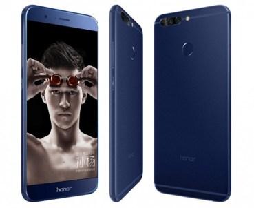 Huawei :  Παρουσίασε το Honor 8 pro