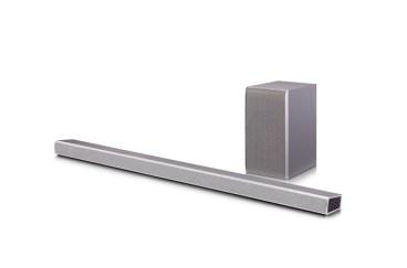 Ενισχυμένη απόδοση ήχου από το νέο sound bar SH7 της LG Electronics