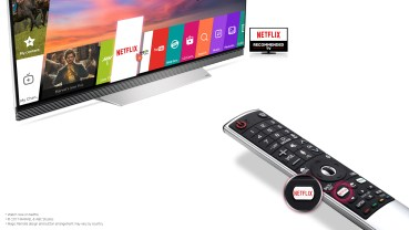 Το Netflix δίνει ψήφο εμπιστοσύνης στα 4K HDR μοντέλα τηλεοράσεων της LG για εμπειρία θέασης ανώτερης ποιότητας