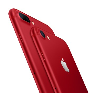 Στη Vodafone έρχονται τα iPhone 7 & iPhone 7 Plus RED (PRODUCT) Special Edition και το νέο iPad