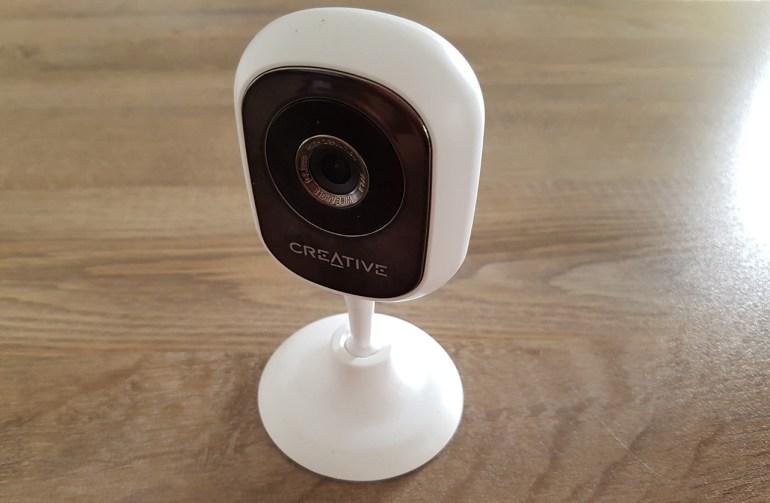 Creative Live!Cam Review : Εύκολη λύση ασφαλείας