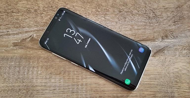 Samsung Galaxy S8 Review : Μοναδικό !