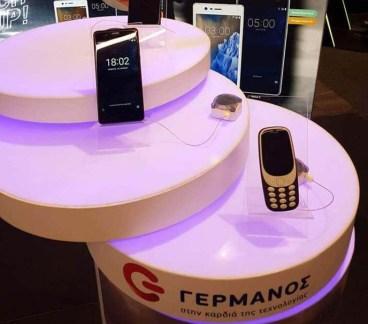 Τα νέα 4G Smartphones της NOKIA στον ΓΕΡΜΑΝΟ