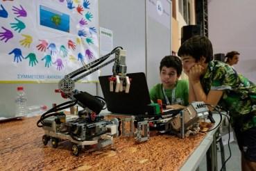 Έτοιμη η ελληνική αποστολή για την Ολυμπιάδα Εκπαιδευτικής Ρομποτικής