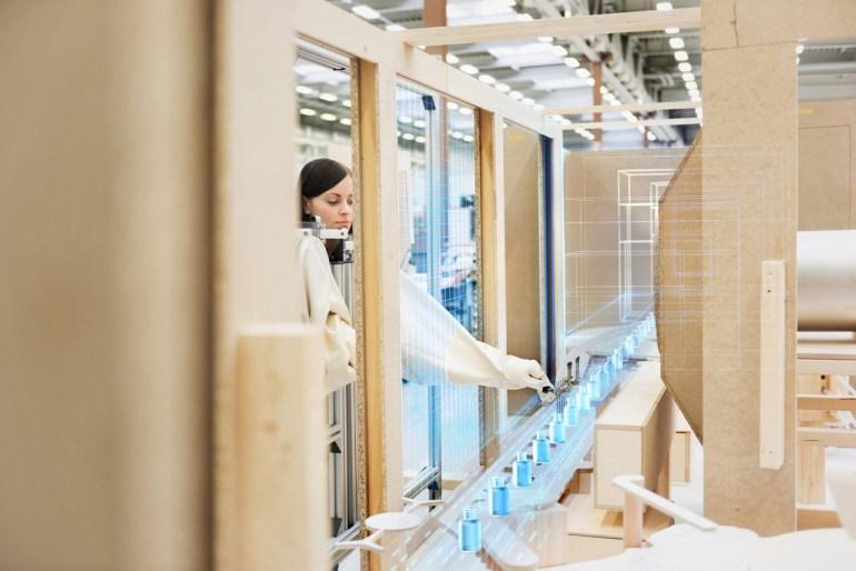 Industry 4.0: Η Siemens έδειξε το ψηφιακό δίδυμο σε πραγματική λειτουργία