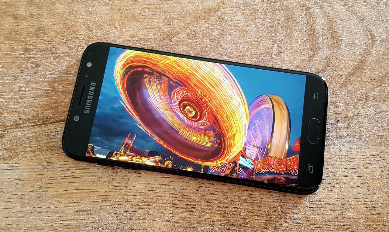 Samsung Galaxy J7 2017 Review (SM-J730F) : Κατά λάθος Mid