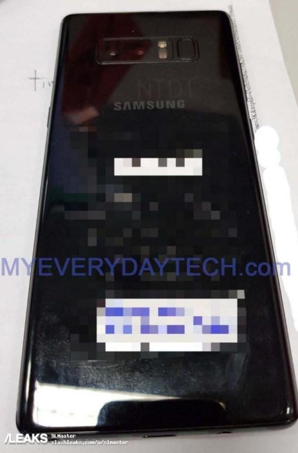 Galaxy Note 8 : Νέες φωτογραφίες της συσκευής