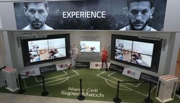 Η εικονική ποδοσφαιρική αναμέτρηση της LG λαμβάνει πάνω από 100 εκατ. προβολές στα Μέσα Κοινωνικής Δικτύωσης