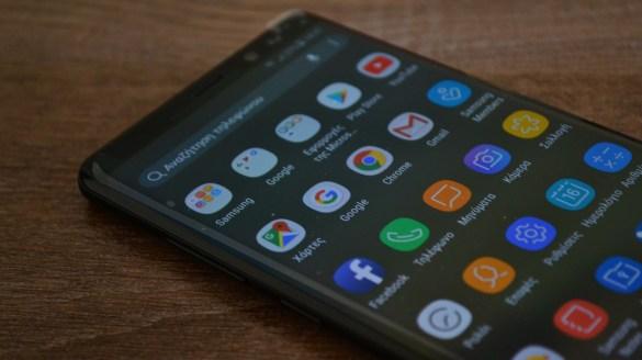 Samsung Galaxy Note 8 Review : Επιτέλους στην κορυφή