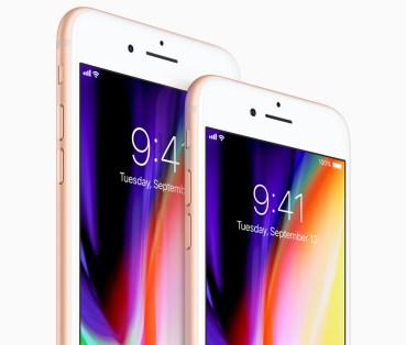 Μικρότερη μπαταρία στα νέα iPhone 8