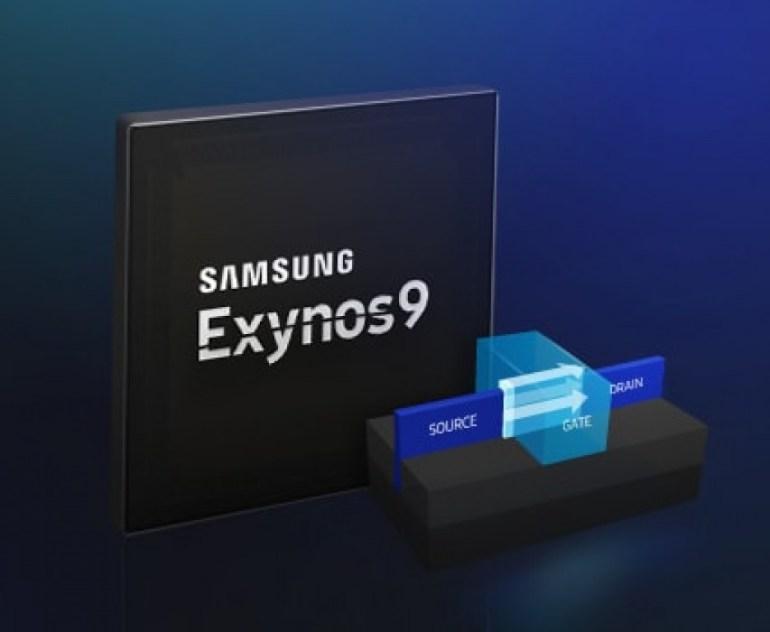 Η Samsung παρουσίασε τον Exynos 9810