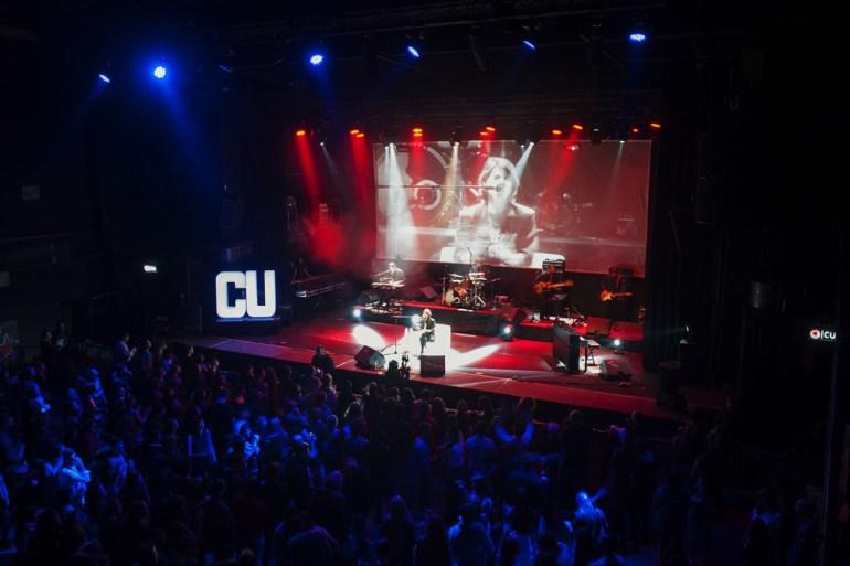 Το CU OnStage Indie Edition διαθέσιμο για όλους online LOU, Inconsistencies και Monika στην τελευταία εμφάνιση της μέχρι το καλοκαίρι