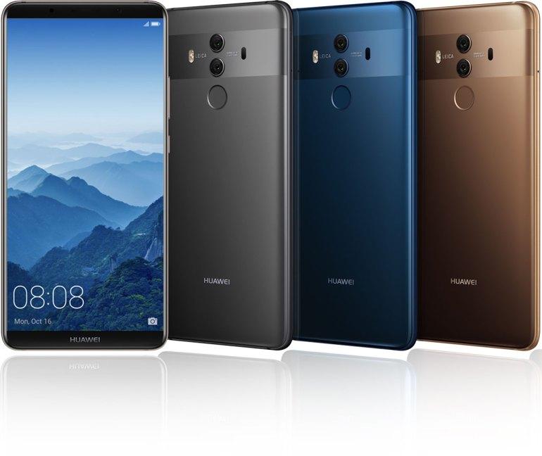 Η Δούκισσα Νομικού γίνεται πρέσβειρα των νέων Huawei Mate 10 series
