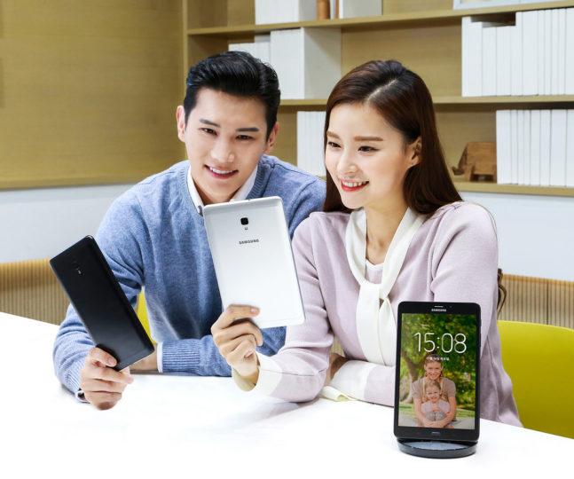 Samsung Galaxy Tab A με Bixby