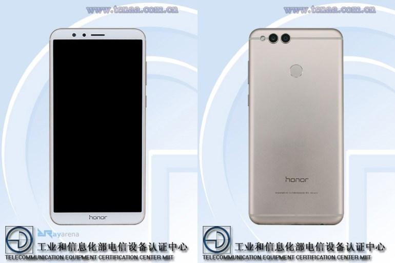 Honor V10 : Φωτογραφίες και χαρακτηριστικά της συσκευής