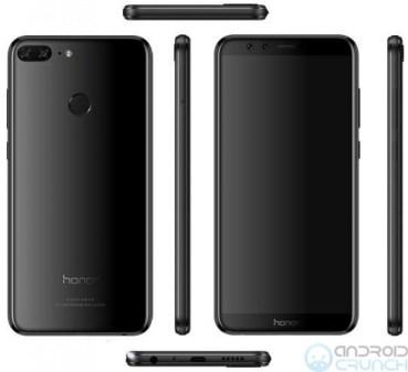 Η Huawei ετοιμάζει το Honor 9 Lite