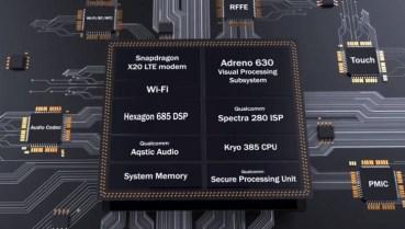 Τεχνικά χαρακτηριστικά του Qualcomm Snapdragon 845