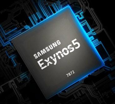 Η Samsung παρουσίασε τον Exynos 7872