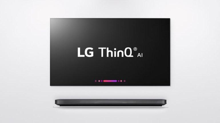 Η LG παρουσιάζει τις τηλεοράσεις του μέλλοντος