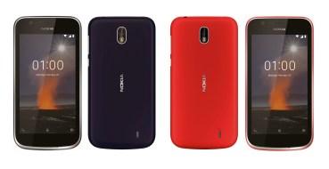 Η HMD Παρουσίασε το ακόμα πιο φτηνό Nokia 1