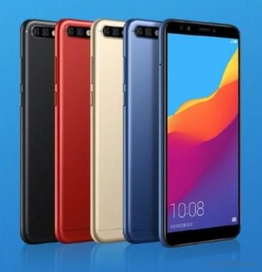 H Huawei Παρουσίασε και το Honor 7C