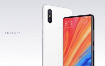 Η Xiaomi παρουσίασε το Mi Mix 2s