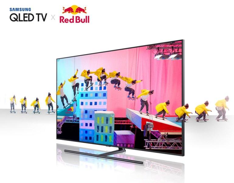 H Samsung και η Red Bull προσκαλούν τους καταναλωτές να «Δουν τη Μεγάλη Εικόνα»