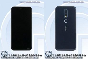 Φωτογραφίες και τεχνικά χαρακτηριστικά του Nokia X από την TENAA