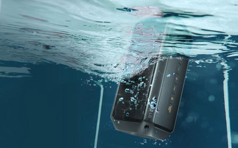 Νέα σειρά φορητών Bluetooth ηχείων PK3 της LG