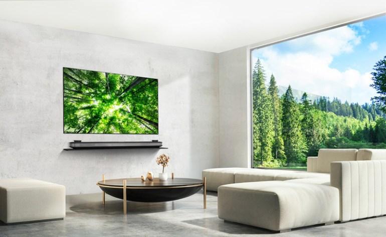 Οι LG Signature OLED TV W8 επίσημα στη χώρα μας