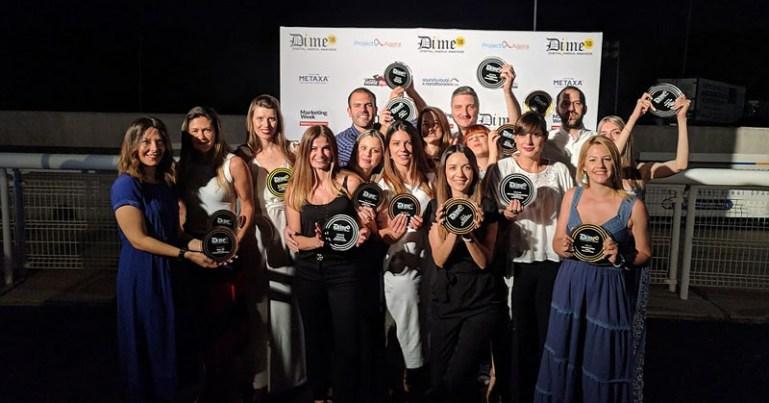 Τρίτη και 13 βραβεία για τη WIND στα Digital Media Awards