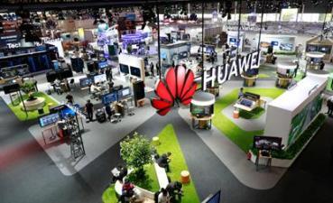 Η Huawei στην CEBIT 2018