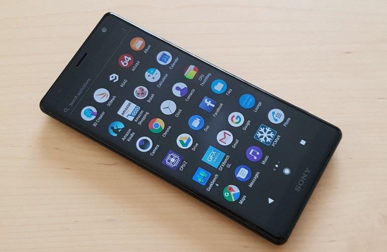 Sony Xperia XZ2 Review : Ένα μικρό βήμα στη σωστή κατεύθυνση