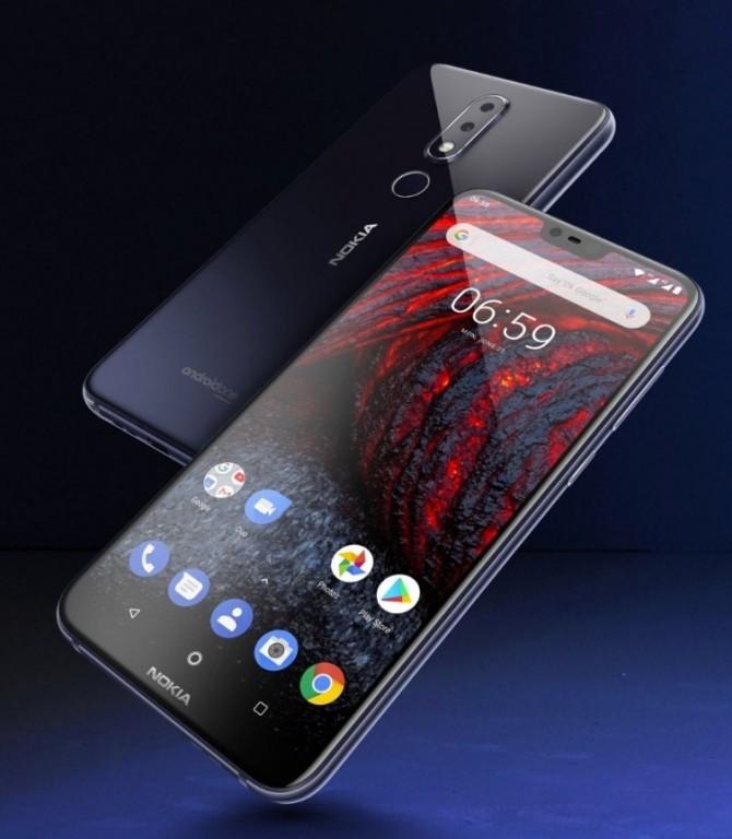 Το Nokia X6 ξεκινά τις πωλήσεις του παγκοσμίως σαν Nokia 6.1 Plus