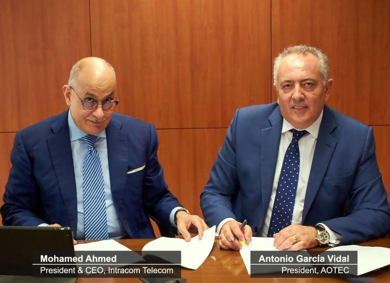 Intracom Telecom: Στρατηγική συμφωνία στην Ισπανία