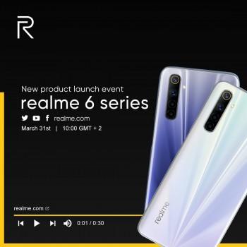 Realme 6 και 6 Pro