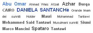 """tags collegati alla parola """"imam"""" su wikio"""