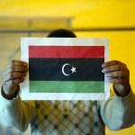 Allahu akbar e l'inno della Libia