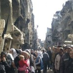 L'altra foto di Yarmouk