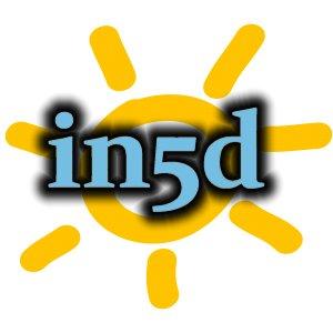 in5d sun logo