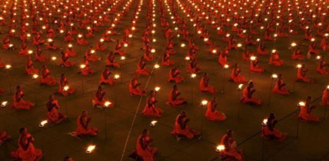 Group Meditation Can Change The World