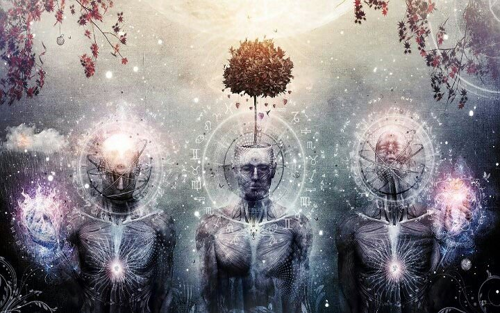 Pineal Gland: Portal Of Higher Dimensions  in5d