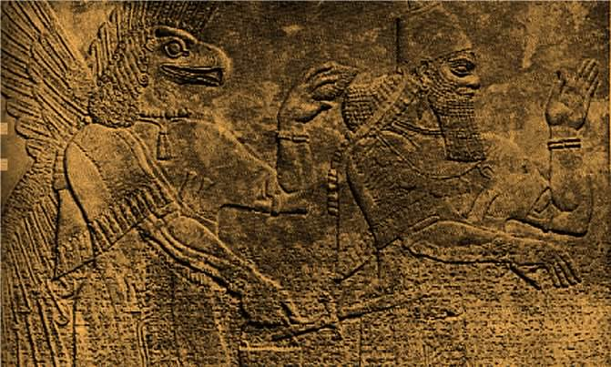 Another example comes from the Sumerian texts, which date back to 6,500-7,000 years ago, long before