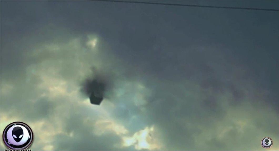 UFO de Tejas