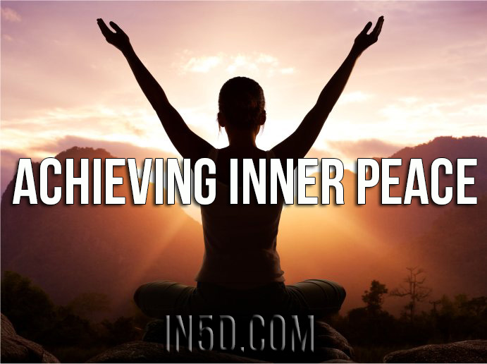 Achieving Inner Peace: Your Road To 'Everything Will Be Alright'